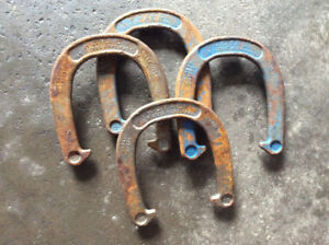 Authentic St. Pierre Pitching Horseshoes
