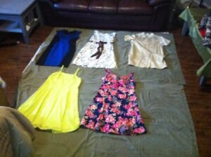 Assorted Woman's Casual & Summer Dresses (sizes 12-16)