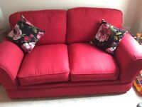 6 month old Oakland furniture sofa bed never been used
