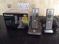 Panasonic phones KX-TG2712 ECO