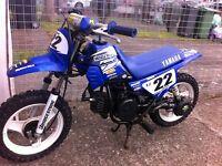 Yamaha pw 50 swaps
