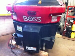 Boss VBX 6500 Pintle chain Salter