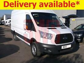 2015 Ford Transit Jumbo 350 2.2 DAMAGED REPAIRABLE SALVAGE