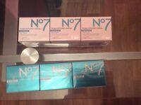 No7 Cream & Serum (6 & 3)