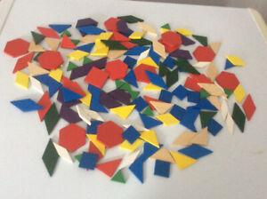 lot de patterns blocs