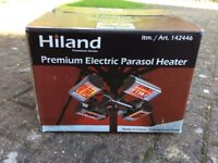 Hiland Premium Electric Parasol Heater
