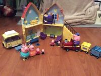 Peppa Pig Mixed Toy Bundle