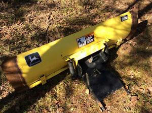 John Deere plow blade for small tractor or ATV