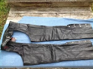 Screaming Eagle Motorcycle Chaps