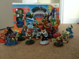Skylanders Trap Team for the Ninetendo Wii in original packaging.