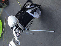 Ram g force junior golf clubs and bag
