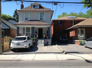 East York 4 bedroom home available Sept 1st $3100