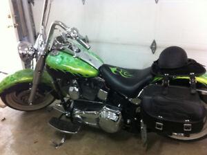 2005 Custom Harley Davidson