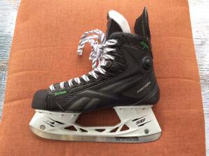 Patins de hockey Reebok 28k ribcore pump neufs pointure 10EE.