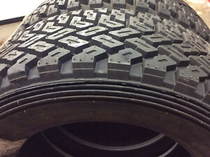 2 Yokohama Advan A035 Rally Tires (New)