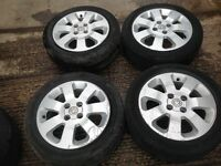 Vauxhall Corsa sxi. Alloys wheels