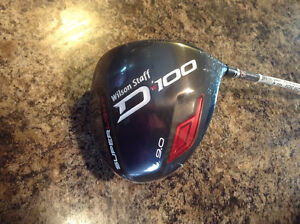 Wilson Staff D-100 Driver new in wrapper