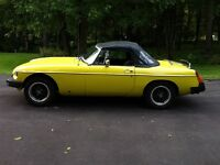Forsale 1977 MGB
