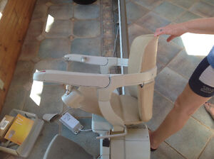 Stairway to heaven Stannah Stair Lift Modell 600