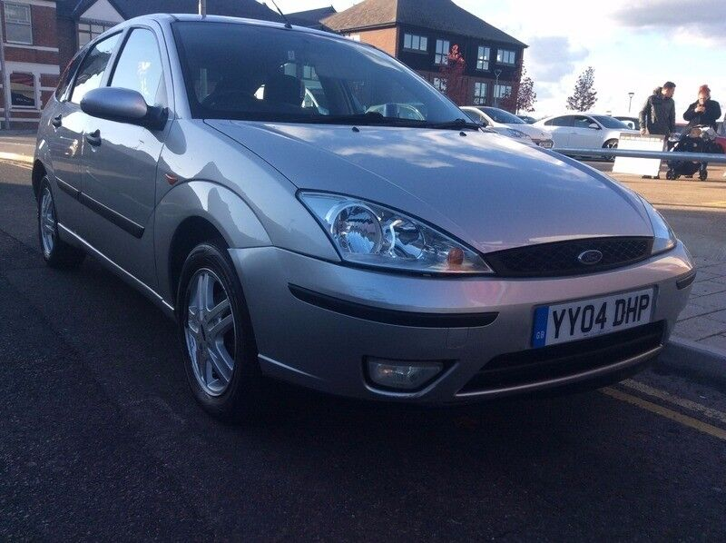 2004 FORD FOCUS AUTOMATIC!! ONE YEAR MOT!! ONLY 100 B.H.P!! GREAT M.P.G!!