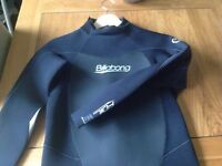 Billabong Superflex 50 Airlite, 5 4 3 Sealed, Large Wetsuit