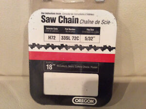 """New Replacement Chain Saw Chain 18"""""""