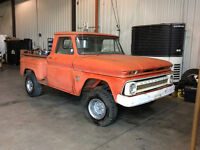 1964 Chevy SWB Factory 4x4 (Unmolested)