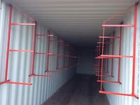 Sea Container Shelving