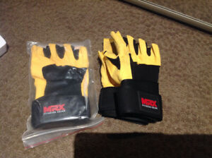WEIGHT LIFTING GLOVES HEAVY DUTY SIZE XL