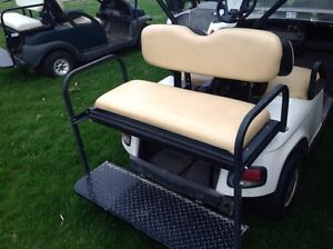 Golf Cart Rear Seati