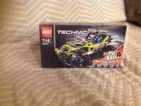 Lego Technic Vehicle not used