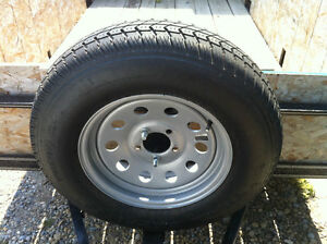 Trailer Tire and Wheel WANTED !
