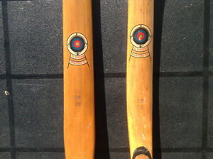 2 Wooden Long Bows Regina Regina Area image 2