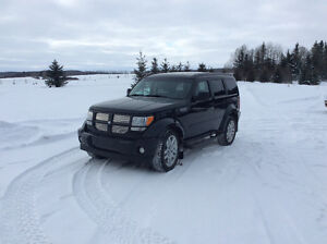 2010 Dodge Nitro Reduced$1000. Must sell