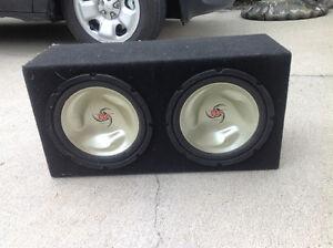 Kenwood car speakers