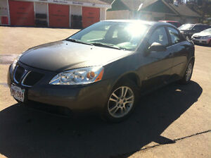 2006 Pontiac G6 Sedan, call 639-1795