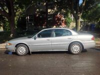 2001 Buick LeSabre Berline