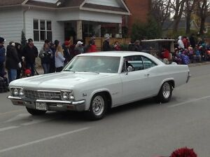 1966 Chevrolet Impala S S BBC from Kentucky