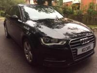 2014 Audi A3 1.6TDI Sportback Sport FSH leather nav BUY FROM £40 PER WEEK