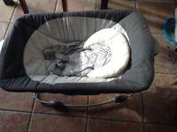 Baby bouncer/ sleeper