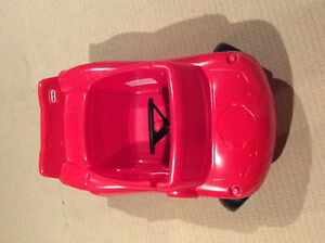 Little tikes red ride on toddler and kids car