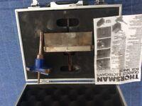 Electricians quadcut double boxsinker