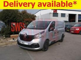 2014 Renault Trafic SL27 Business+ NRG 1.6 DAMAGED ON DELIVERY