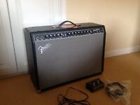 Fender Champion 100 amp inc footswitch