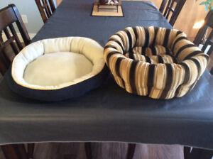 Lits/coussins pour chiens ou chats, jamais utilises
