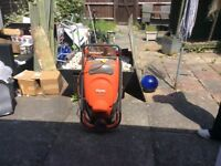 Flymo Lawn Mower now awaiting collection