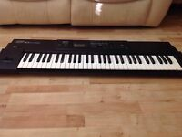 Roland xp -10 multitimbral synthsizer keyboard £180 O.N.O