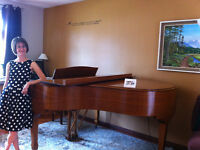 Summer Piano Camp 30% off with fall lesson registration