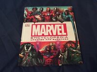 Marvel encyclopaedia updated & expanded