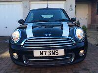 2011 Mini Cooper Convertible Low Mileage